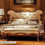 100+ Mẫu giường ngủ đẹp tạo lên thiết kế nội thất phòng ngủ đẳng cấp và xa hoa (18)