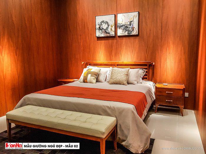 100+ Mẫu giường ngủ đẹp tạo lên thiết kế nội thất phòng ngủ đẳng cấp và xa hoa (2)