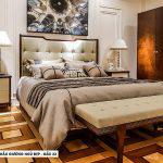 100+ Mẫu giường ngủ đẹp tạo lên thiết kế nội thất phòng ngủ đẳng cấp và xa hoa (22)