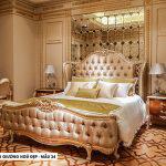 100+ Mẫu giường ngủ đẹp tạo lên thiết kế nội thất phòng ngủ đẳng cấp và xa hoa (34)