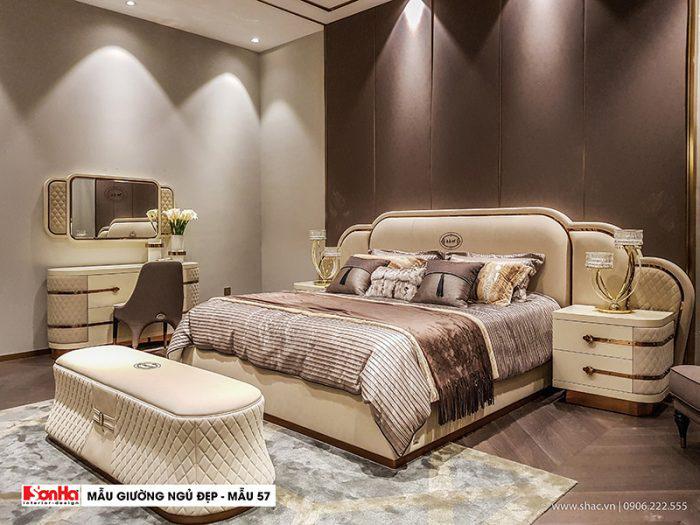 100+ Mẫu giường ngủ đẹp tạo lên thiết kế nội thất phòng ngủ đẳng cấp và xa hoa (58)