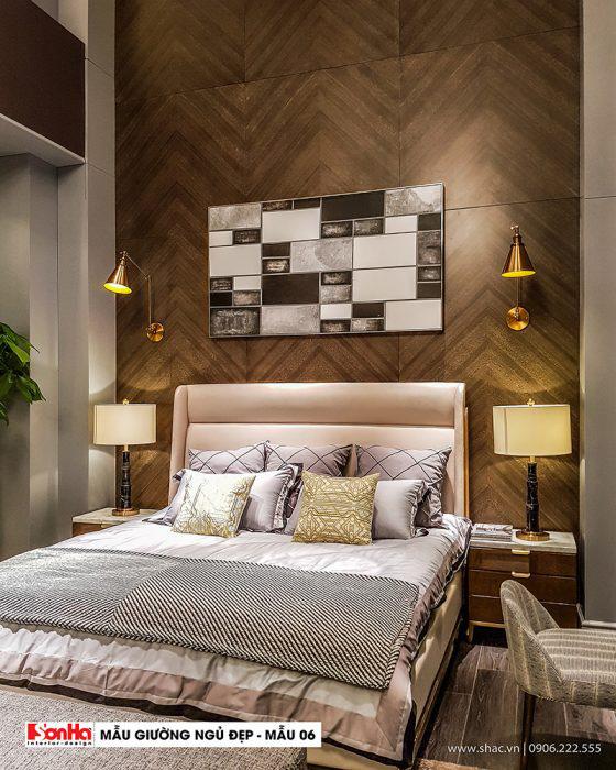 100+ Mẫu giường ngủ đẹp tạo lên thiết kế nội thất phòng ngủ đẳng cấp và xa hoa (6)