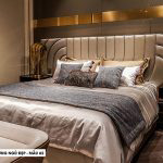100+ Mẫu giường ngủ đẹp tạo lên thiết kế nội thất phòng ngủ đẳng cấp và xa hoa (63)