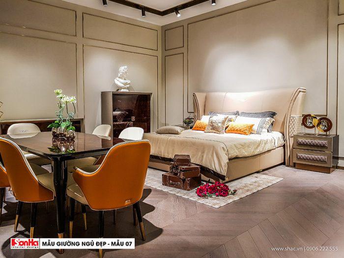 100+ Mẫu giường ngủ đẹp tạo lên thiết kế nội thất phòng ngủ đẳng cấp và xa hoa (7)