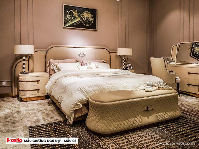 100+ Mẫu giường ngủ đẹp tạo lên thiết kế nội thất phòng ngủ đẳng cấp và xa hoa (8)