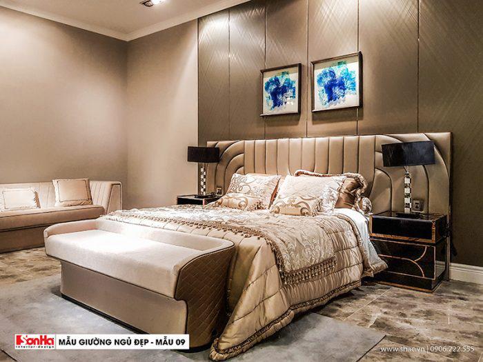 100+ Mẫu giường ngủ đẹp tạo lên thiết kế nội thất phòng ngủ đẳng cấp và xa hoa (9)