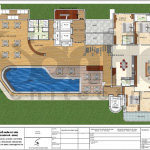 11 Mặt bằng công năng tầng 9 khách sạn hiện đại 5 sao tại phú quốc sh ks 0058
