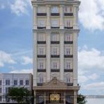 11 Thiết kế kiến trúc khách sạn đẹp tại hải phòng sh ks 0056