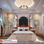 11 Thiết kế nội thất phòng ngủ 3 biệt thự pháp đẹp tại cần thơ sh btp 0120