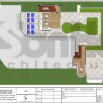 12 Mặt bằng công năng tầng tum khách sạn hiện đại 5 sao tại phú quốc sh ks 0058