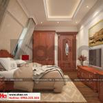 12 Mẫu nội thất phòng ngủ 4 biệt thự pháp đẹp tại cần thơ sh btp 0120