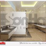 12 Mẫu nội thất wc trung tâm thương mại và dịch vụ tại sài gòn