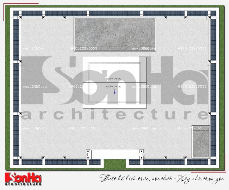 Thiết kế nhà hàng và khu dịch vụ tổng hợp tại Hải Phòng – SH BCK 0048 14