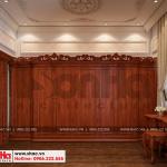 14 Mẫu nội thất phòng thay đồ biệt thự pháp cổ điển tại cần thơ sh btp 0120