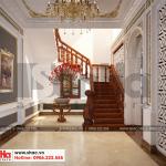 18 Mẫu nội thất sảnh thang biệt thự pháp cổ điển tại cần thơ sh btp 0120