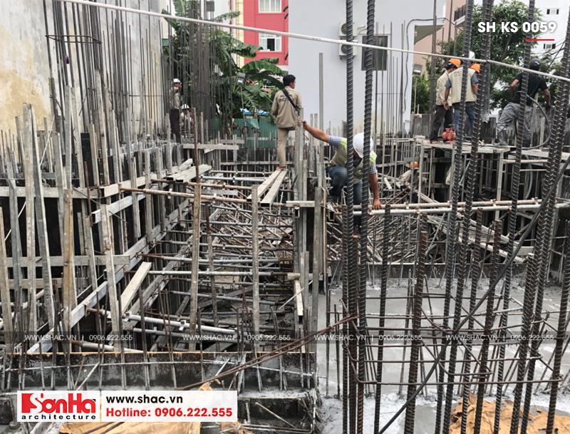 Khách sạn 3 sao tân cổ điển kết hợp căn hộ cho thuê tại Đà Nẵng – SH KS 0059 17