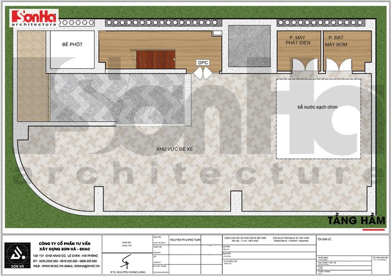 Khách sạn 3 sao tân cổ điển kết hợp căn hộ cho thuê tại Đà Nẵng – SH KS 0059 2