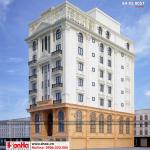 3 Thiết kế khách sạn tiêu chuẩn 3 sao tại vĩnh phúc sh ks 0057