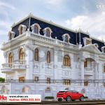 3 Thiết kế kiến trúc biệt thự pháp cổ điển tại cần thơ sh btp 0120