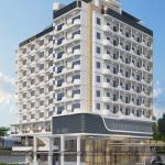 4 Mẫu kiến trúc phương án 2 khách sạn hiện đại 5 sao tại phú quốc sh ks 0058