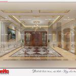 4 Mẫu nội thất sảnh tầng 3 trung tâm thương mại dịch vụ tại sài gòn