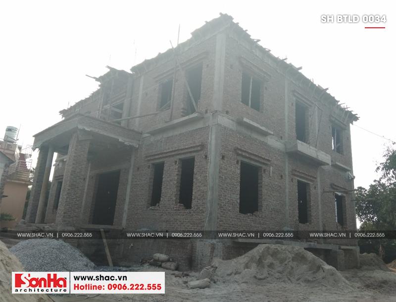 Xuất hiện biệt thự lâu đài 4 tầng đẹp nhất Việt Nam tại Hải Dương – SH BTLD 0034 19