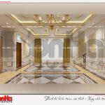 5 Thiết kế nội thất sảnh tầng 3 trung tâm thương mại dịch vụ tại sài gòn