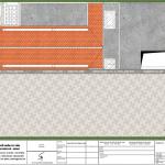 6 Mặt bằng công năng tầng mái nhà ống tân cổ điển pháp tại ninh bình sh nop 0162