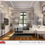 6 Mẫu nội thất phòng ngủ 1 biệt thự tân cổ điển biệt thự khu đô thị vinhomes imperia hải phòng