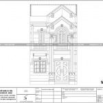7 Mặt đứng nhà phố tân cổ điển tại ninh bình sh nop 0162