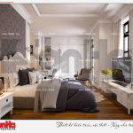 9 Thiết kế nội thất phòng ngủ vip biệt thự tân cổ điển khu đô thị vinhomes imperia hải phòng