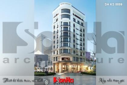 BÌA kiến trúc khách sạn 3 sao đẹp tại đà nẵng sh ks 0059