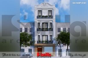BÌA kiến trúc mặt tiền nhà ống pháp đẹp tại quảng ninh sh nop 0161