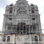 1 Ảnh thi công biệt thự lâu đài 2 mặt tiền tại lạng sơn sh bltd 0036