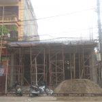 1 Ảnh  thực tế thi công nhà ống hiện đại 5 tầng tại hà nam sh nod 0185