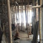 3 Ảnh thực tế thi công nhà ống hiện đại kết hợp kinh doanh tại hà nam sh nod 0185
