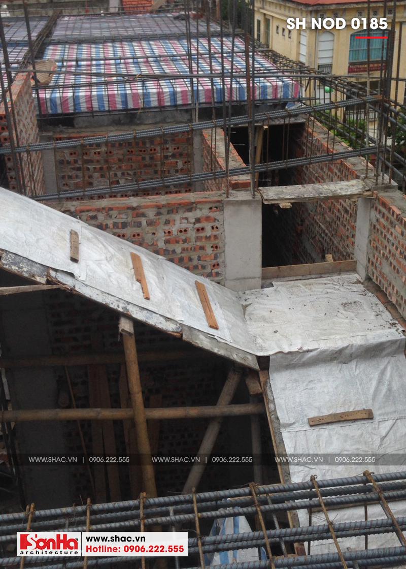 Thiết kế nhà phố hiện đại kết hợp kinh doanh 5 tầng tại Hà Nam – SH NOD 0185 30