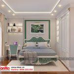 4 Mẫu nội thất phòng ngủ 1 nhà ống cổ điển đẹp tại sài gòn sh nop 0165