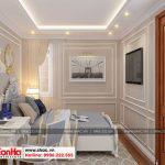 6 Mẫu nội thất phòng ngủ 2 nhà ống phong cách châu âu tại sài gòn sh nop 0165