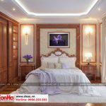 7 Thiết kế nội thất phòng ngủ master nhà ống đẹp tại sài gòn sh nop 0165