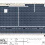 9 Mặt bằng công năng tầng mái biệt thự hiện đại 2 mặt tiền tại hải phòng sh btd 0065