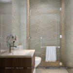 9 Thiết kế nội thất phòng tắm wc nhà ống pháp tại sài gòn sh nop 0165