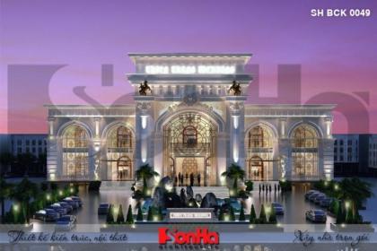 BÌA mẫu thiết kế nhà hàng tiệc cưới pháp tại quảng ninh sh bck 0049