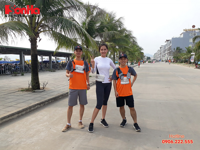 KTS Sơn Hà Architecture tham gia Ha Long Bay Marathon 2018 góp từ thiện (1)