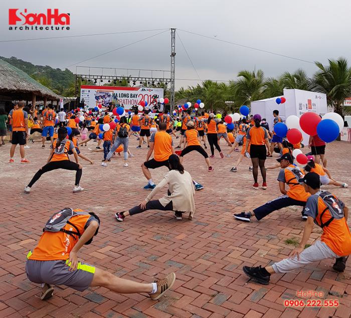 KTS Sơn Hà Architecture tham gia Ha Long Bay Marathon 2018 góp từ thiện (4)