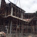 1 Ảnh thực tế thi công biệt thự tân cổ điển 4 tầng tại hà nội sh btp 0123