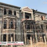 1 Thi công biệt thự tân cổ điển đẹp khu đô thị vinhomes hải phòng sh btp 0125