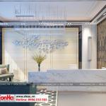 1 Thiết kế nội thất quầy lễ tân khách sạn mini tại nam định sh ks 0061