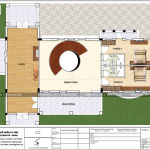 11 Mặt bằng công năng tầng 3 biệt thự tân cổ điển khu đô thị vinhomes hải phòng sh btp 0125