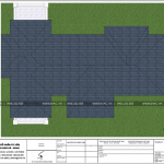 13 Mặt bằng công năng tầng mái biệt thự song lập khu đô thị vinhomes hải phòng sh btp 0125